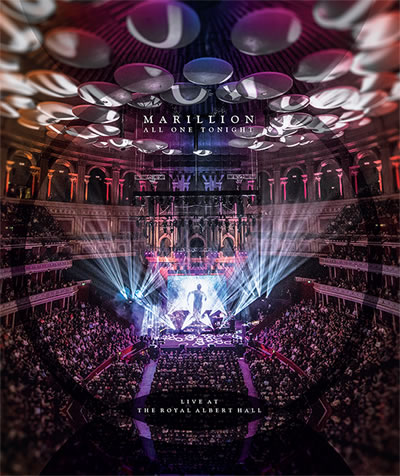 All One Tonight - Live At The Royal Albert Hall Bluray
